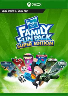 Hasbro Family Fun Pack - Super Edition Xbox One (UK)