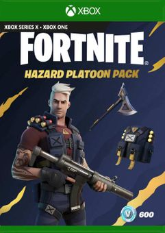 Fortnite - Hazard Platoon Pack Xbox One (UK)