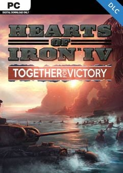 Hearts of Iron IV: Together for Victory PC - DLC