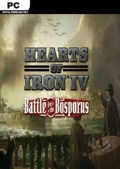 Hearts of Iron IV: Battle for the Bosporus PC - DLC