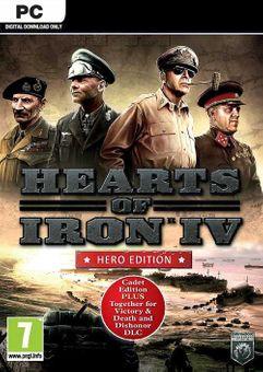 Hearts of Iron IV Hero Edition PC