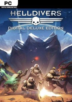 Helldivers Digital Deluxe Edition PC