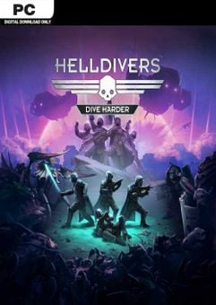 Helldivers Dive Harder Edition PC