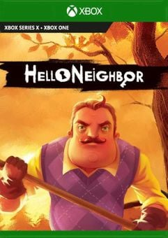 Hello Neighbor Xbox One (UK)
