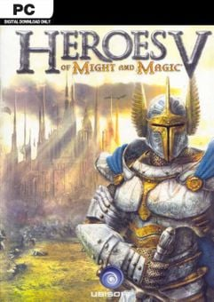 Heroes of Might & Magic V: Gold Edition PC (EU)