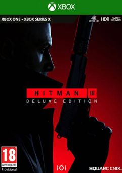 HITMAN 3 Deluxe Edition Xbox One/Xbox Series X|S (EU)