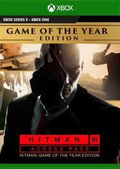 Hitman 3 Access Pass:  Hitman 1 GOTY Edition Xbox One (UK)
