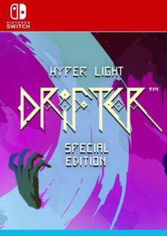 Hyper Light Drifter Switch (EU)