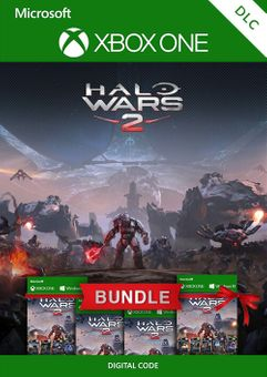 Halo Wars 2 DLC Bundle Xbox One