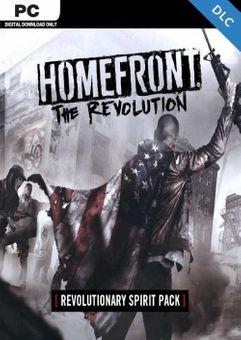 Homefront: The Revolution - The Revolutionary Spirit Pack PC - DLC