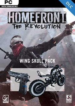 Homefront The Revolution - The Wing Skull Pack PC - DLC
