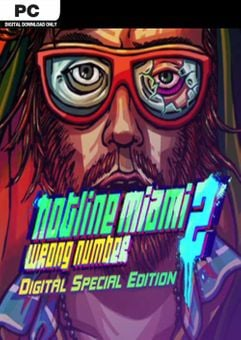 Hotline Miami 2: Wrong Number - Digital Special Edition PC