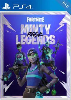 Fortnite - Minty Legends Pack PS4 (EU)