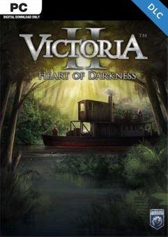Victoria II: Heart of Darkness PC - DLC