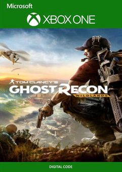 Tom Clancy's Ghost Recon Wildlands - Standard Edition Xbox One (US)