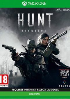 Hunt: Showdown Xbox One (EU)