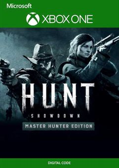 Hunt: Showdown - Master Hunter Edition Xbox One (UK)