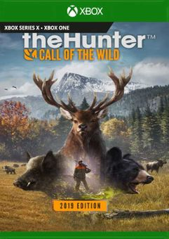 Hunter Call of the Wild - 2019 Edition Xbox One (UK)