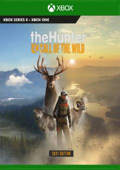 theHunter Call of the Wild - 2021 Edition Xbox One (UK)