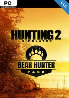 Hunting Simulator 2 Bear Hunter Pack PC-DLC