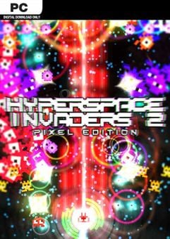 Hyperspace Invaders II: Pixel Edition PC