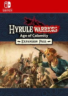 Hyrule Warriors: Age of Calamity Expansion Pass Switch (EU)