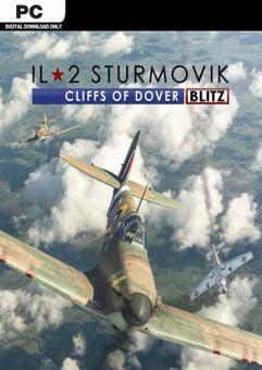 IL-2 Sturmovik Cliffs of Dover Blitz Edition PC