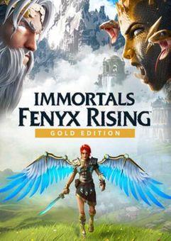 Immortals Fenyx Rising Gold Edition Xbox One & Xbox Series X|S (WW)