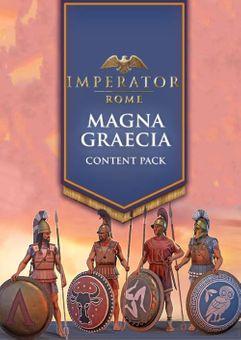 Imperator: Rome - Magna Graecia Content Pack PC - DLC