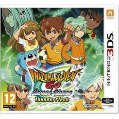 Inazuma Eleven GO Chrono Stones: Thunderflash 3DS - Game Code