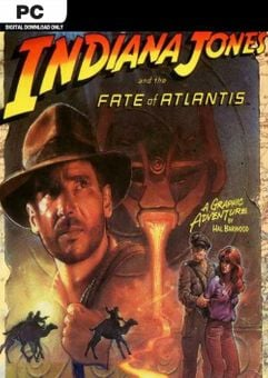 Indiana Jones and the Fate of Atlantis PC