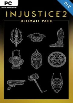 Injustice 2 Ultimate Pack PC - DLC