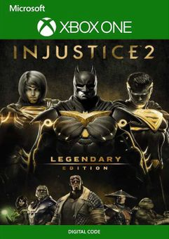 Injustice 2 - Legendary Edition Xbox One (EU)