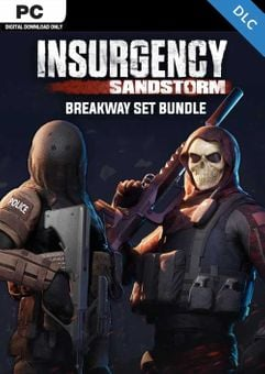 Insurgency: Sandstorm - Breakaway Set Bundle PC - DLC