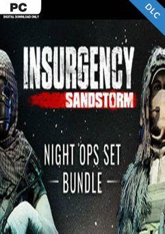 Insurgency: Sandstorm - Night Ops Set PC - DLC