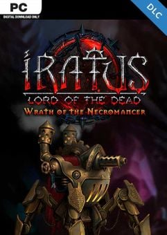 Iratus: Wrath of the Necromancer PC - DLC