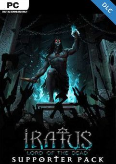 Iratus: Lord of the Dead - Supporter Pack PC - DLC