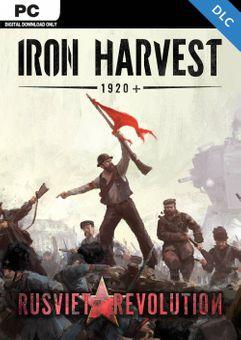 Iron Harvest: Rusviet Revolution PC - DLC