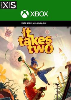 It Takes Two Xbox One/ Xbox Series X|S (UK)
