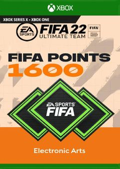 FIFA 22 Ultimate Team 1600 Points Pack Xbox One/ Xbox Series X|S
