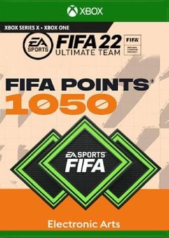 FIFA 22 Ultimate Team 1050 Points Pack Xbox One/ Xbox Series X|S