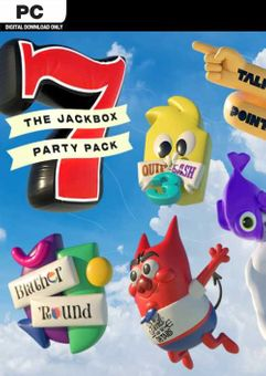 The Jackbox Party Pack 7 PC
