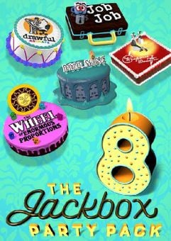 The Jackbox Party Pack 8 PC