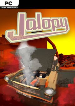 Jalopy - Road Trip Car Driving Simulator Indie Game PC