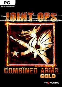 Joint Operations Combined Arms Gold PC