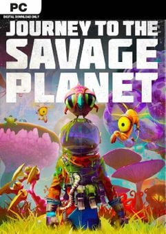 Journey to the Savage Planet PC (Steam)