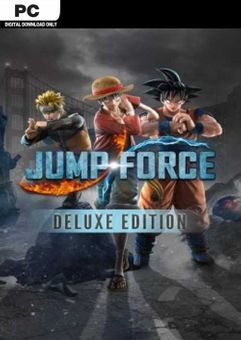 JUMP FORCE - Deluxe Edition PC (EMEA)