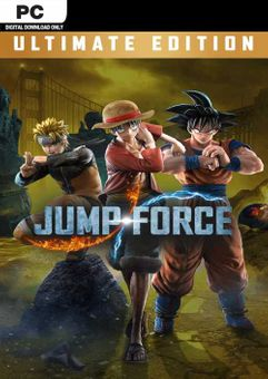 JUMP FORCE - Ultimate Edition PC (EMEA)