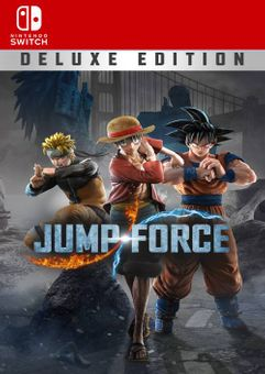 Jump Force Deluxe Edition Switch (EU)