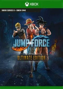 Jump Force Ultimate Edition Xbox One